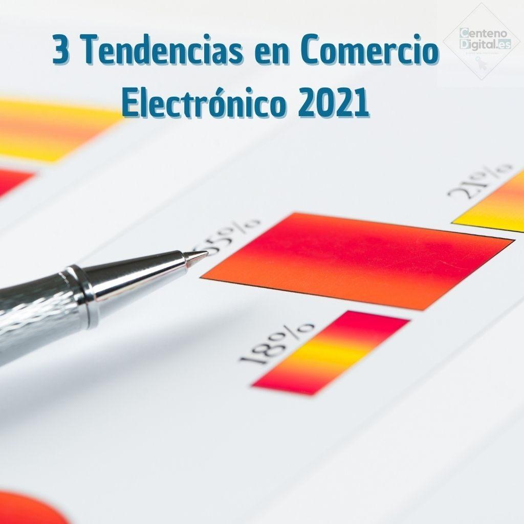 3 tendencias en comercio electronico 2021